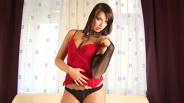 Justine POV Lowers Lingerie Top