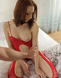 Wet And Puffy Set Alice M