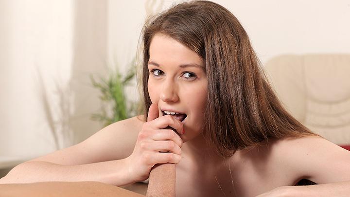 Porn Video Shy Dominika