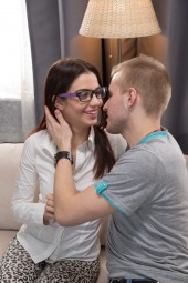 Cum Covered Glasses #7