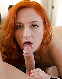 Wet And Puffy Set Redhead Romp