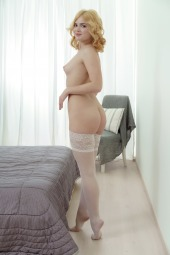 Sucking in Stockings #28