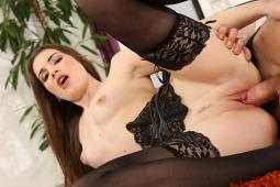 Zena In Black #61